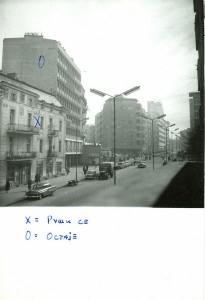 Pogled na Dečansku ulicu (Moše Pijade)
