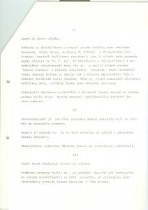 Zapisnik sa sednice radničkog saveta Doma omladine Beograda, 3. jun 1981., str. 5.